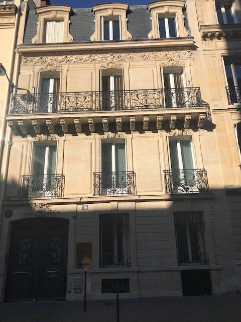 Ravalement immeuble 56 rue Ampère